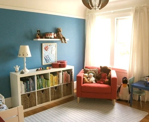 Child S Bedroom By Four Walls And A Roof