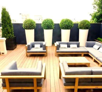 Terrace By Sean Weatherill