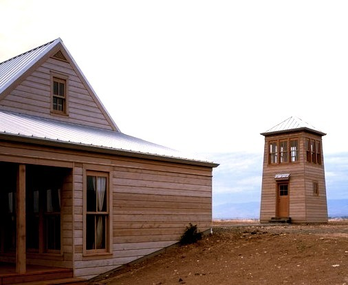 Main House And Tower